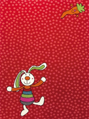 Rainbow Rabbit SK-0523-02