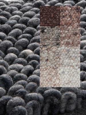 Brinker Carpets Step a10 bruin-grijs-beige Beige, Bruin, Grijs