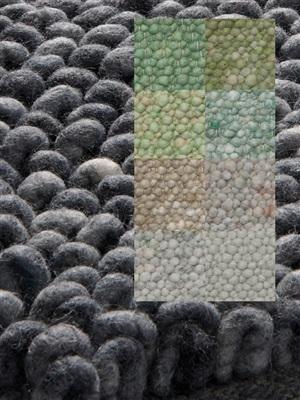 Brinker Carpets Step a10 groen Groen