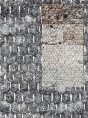 Brinker Carpets Step 1 taupe-créme Bruin, Cognac, Creme, Taupe