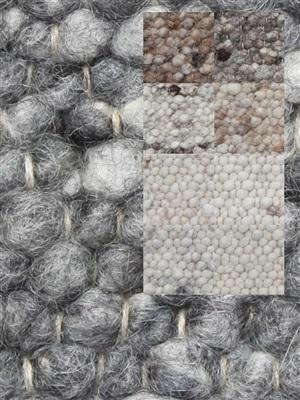 Brinker Carpets Step 3 taupe-créme Bruin, Cognac, Creme, Taupe