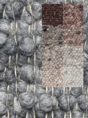 Brinker Carpets Step 4 bruin-grijs-beige Beige, Bruin, Grijs, Taupe