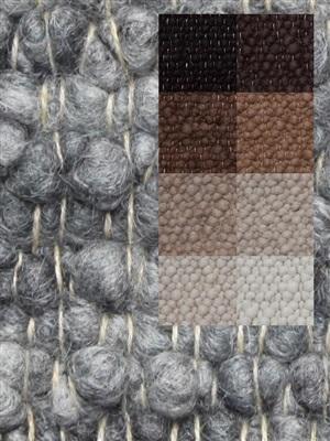 Brinker Carpets Step 4 ivoor-bruin-zwart Bruin, Ivory, Zwart