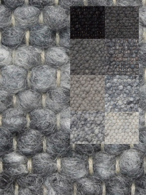 Brinker Carpets Step 5 grijs Grijs