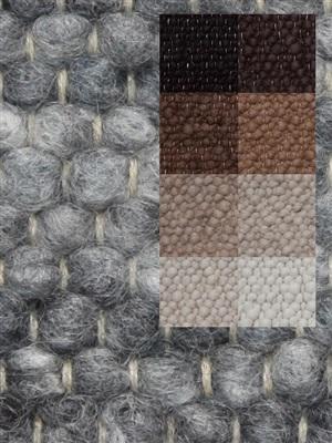 Brinker Carpets Step 5 ivoor-bruin-zwart Bruin, Ivory, Zwart