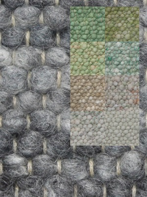 Brinker Carpets Step 5  groen Groen