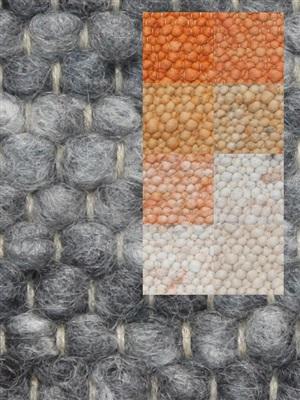Brinker Carpets Step 5 oranje-geel Geel, Oranje