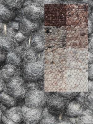 Brinker Carpets Step 6 bruin-grijs-beige Beige, Bruin, Grijs, Taupe