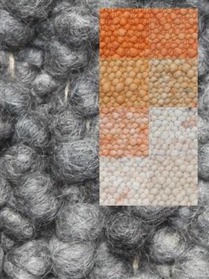 Brinker Carpets Step 6 oranje-geel Geel, Oranje
