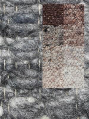 Brinker Carpets Step 7 bruin-grijs-beige Beige, Bruin, Grijs, Taupe