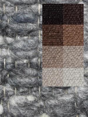 Brinker Carpets Step 7 ivoor-bruin-zwart Bruin, Ivory, Zwart