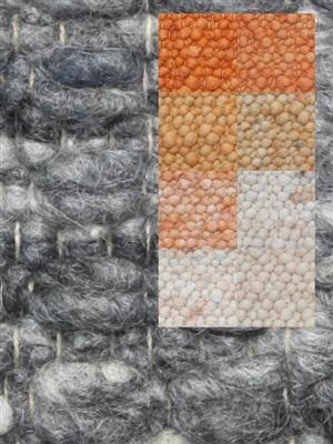 Brinker Carpets Step 7 oranje-geel Geel, Oranje