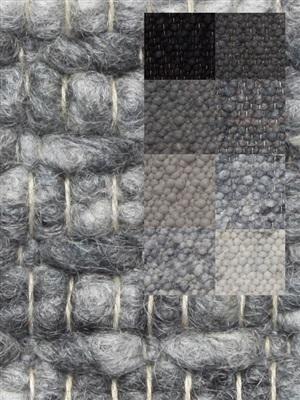 Brinker Carpets Step 8 grijs Grijs