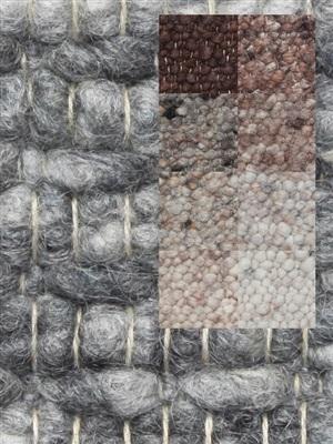 Brinker Carpets Step 8 bruin-grijs-beige Beige, Bruin, Grijs, Taupe