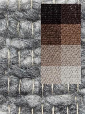 Brinker Carpets Step 8 ivoor-bruin-zwart Bruin, Ivory, Zwart