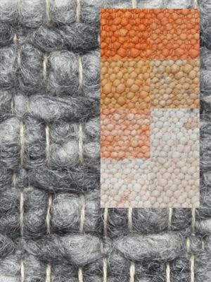 Brinker Carpets Step 8 oranje-geel Geel, Oranje