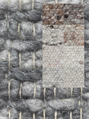 Brinker Carpets Step 8 taupe-créme Bruin, Cognac, Creme, Taupe