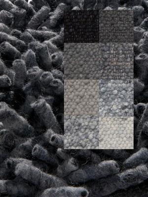 Brinker Carpets Step 9 Grijs Grijs