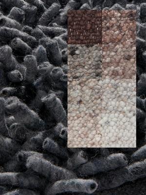 Brinker Carpets Step 9 bruin-grijs-beige Beige, Bruin, Grijs