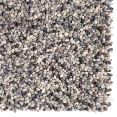 De Munk Carpets Toscane 04 Grijs, Ivory, Taupe