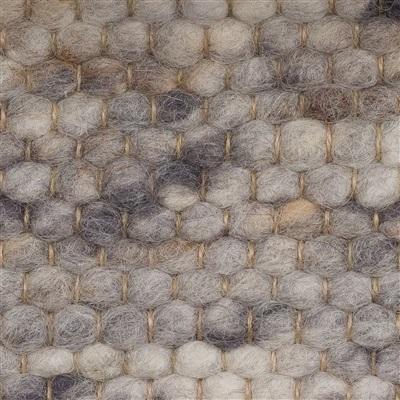 Onze Huis Collectie Dallas ivoor/grijs Grijs, Ivory