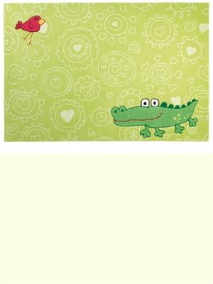 Sigikid Crocodile SK-3341-01 big size [Gaat uit de collectie] Groen
