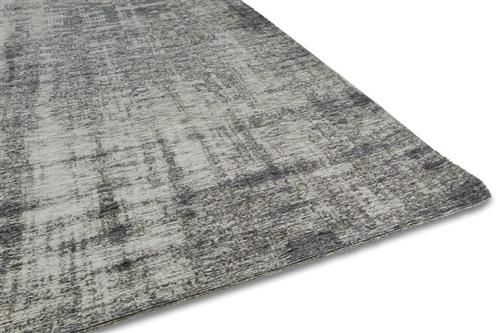 Brinker Carpets Grunge Metallic Antraciet, Bruin
