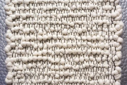 Brinker Carpets Lyon 001 Ivory, Wit