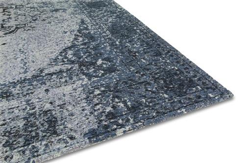 Brinker Carpets Meda Denim blue Blauw