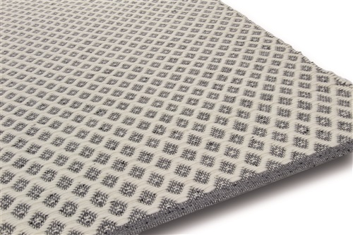 Brinker Carpets Objat Ivory Grijs, Ivory, Zilver