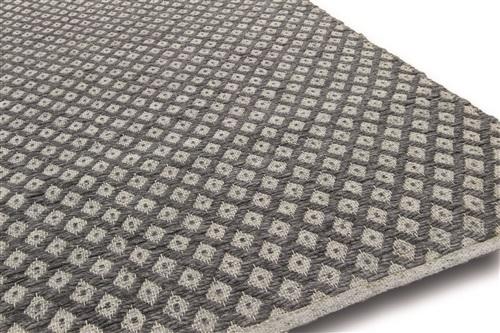 Brinker Carpets Objat Silver Antraciet, Grijs, Zilver