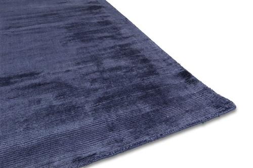 Brinker Carpets Oyster Navy blue Blauw
