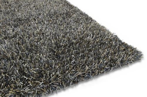 Brinker Carpets Paulo Dark blue bronze mix Blauw