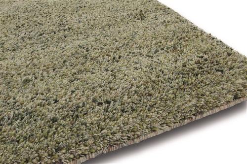 Brinker Carpets Salsa 106 Creme, Groen, Multicolor, Zand