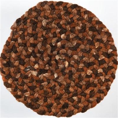 Brinker Carpets Step Rondo 8025 Beige, Bruin, Cognac