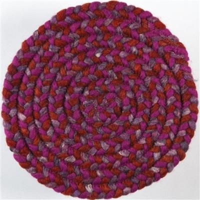 Brinker Carpets Step Rondo 8700 Paars