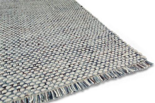 Brinker Carpets Sunshine Blue mullti Blauw, Multicolor