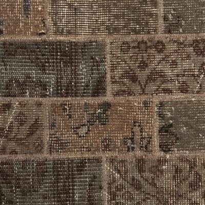 Brinker Carpets Vintage Anthraciet Antraciet