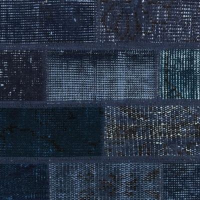Brinker Carpets Vintage Dark Blue Blauw