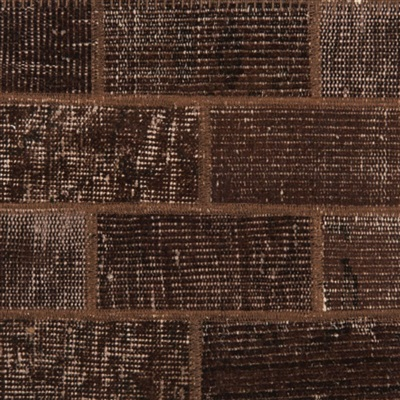 Brinker Carpets Vintage Dark Brown Bruin