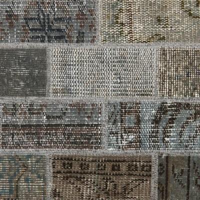 Brinker Carpets Vintage Grey Grijs