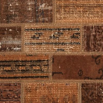 Brinker Carpets Vintage Light Brown Bruin