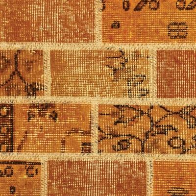 Brinker Carpets Vintage Yellow Geel