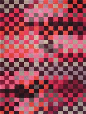 Esprit Pixel ESP-2834-01  [Laatste] Multicolor, Oranje, Rood, Roze, Zwart