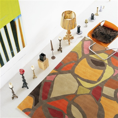 Brink & Campman xian-mosaic-75903 ## Laatste ## Multicolor, Oranje, Rood, Terra